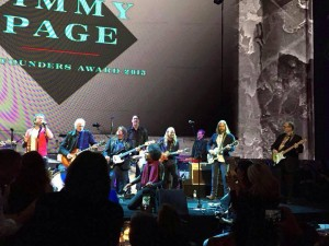 Jimmy Page Founder's Award Show